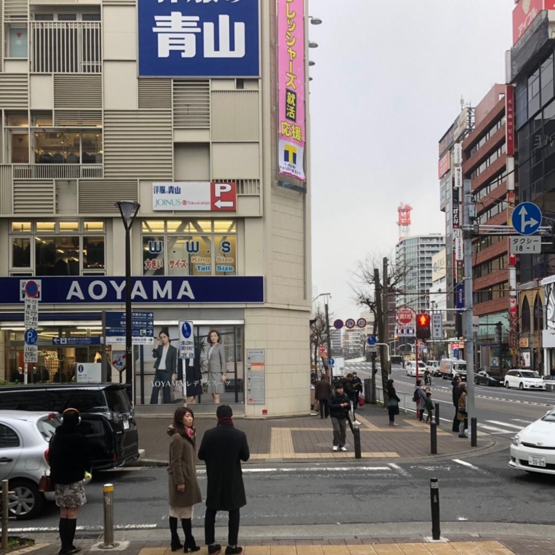 アップルジム横浜店までの道のり画像2