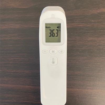 アップルジム福岡天神店コロナ対策-検温の実施