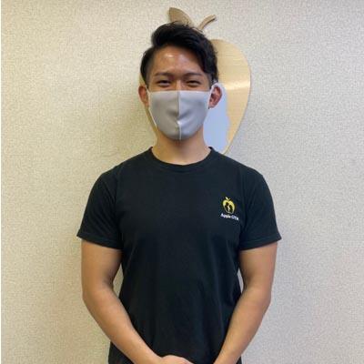 アップルジム福岡天神店コロナ対策-マスクの着用