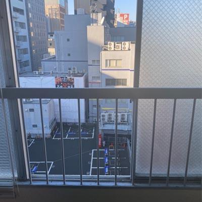 アップルジム福岡天神店コロナ対策-定期的な換気