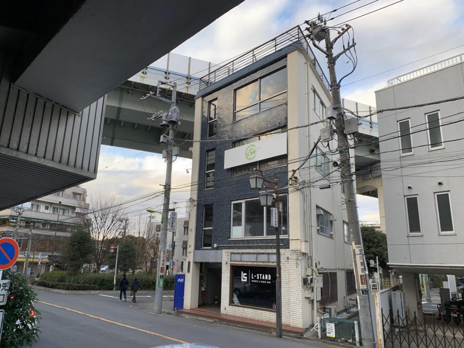アップルジム二子玉川店までの道のり4