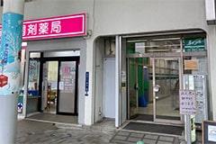 アップルジム赤羽店のジム画像・店舗ビルの外観