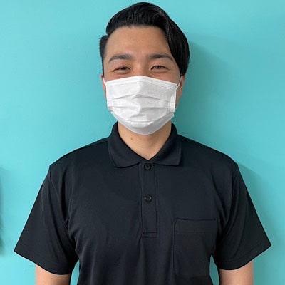 アップルジム赤羽店コロナ対策-トレーナーのマスク着用を義務化