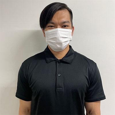 アップルジム秋葉原店ウイルス対策-マスク着用