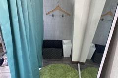 アップルジム恵比寿店のジム画像・更衣室の中