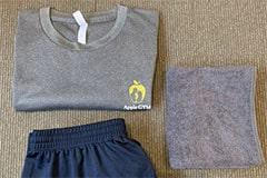 アップルジム二子玉川のジム画像・レンタルウェアとタオル