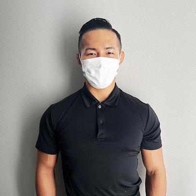 アップルジム二子玉川店コロナ対策-マスクの着用