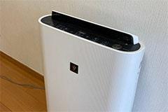 アップルジム五反田店のジム画像・空気洗浄機でのウイルス対策