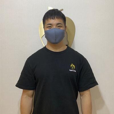 アップルジム東麻布店コロナ対策-マスク着用