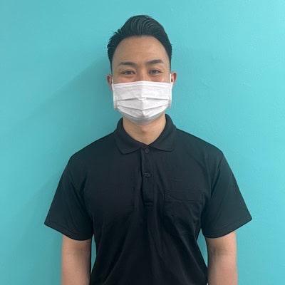 アップルジム東中野店コロナ対策-トレーナーのマスク着用を義務化