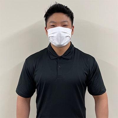 アップルジム池袋店コロナ対策-トレーナーのマスク着用を義務化