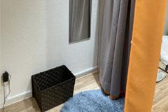 アップルジム板橋店のジム画像・更衣室