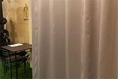 アップルジム神楽坂店のジム画像・更衣室とカウンセリングスペース