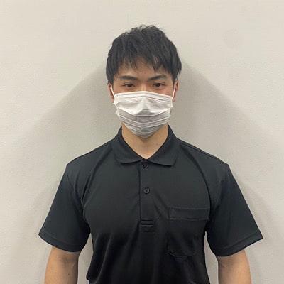 アップルジム神楽坂店コロナ対策-マスク着用