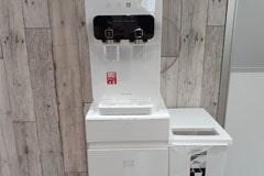 アップルジム蒲田東口店のジム画像・ウォーターサーバー完備