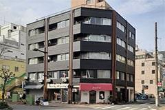 アップルジム蒲田店のジム画像・店舗の外観