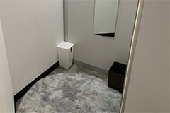 アップルジム高円寺店のジム画像・更衣室