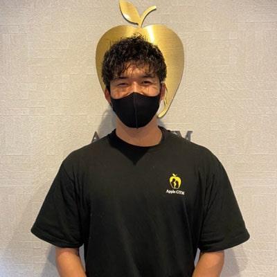 アップルジム町田Annex店コロナ対策-トレーナーのマスク着用の義務化
