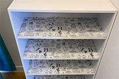 アップルジム武蔵小杉のジム画像・収納棚