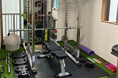 アップルジム練馬店のジム画像・全てのトレーニング機材