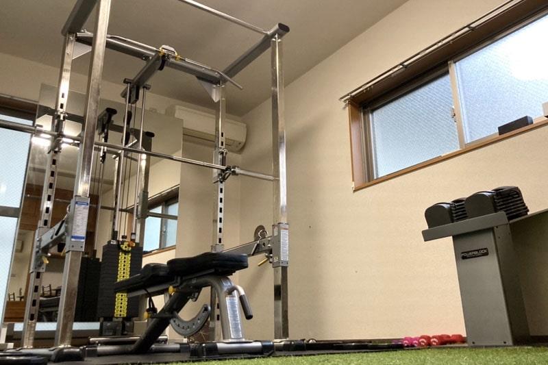 アップルジム練馬店のジム画像・トレーニング機材