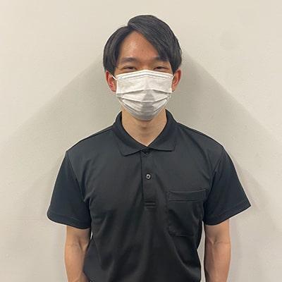 アップルジム人形町店コロナ対策-トレーナーのマスク着用の義務化