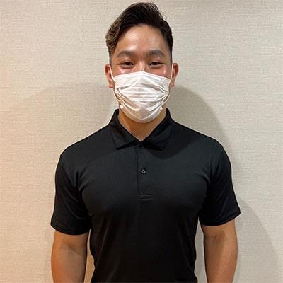 アップルジム大泉学園店コロナ対策-トレーナーのマスク着用を義務化