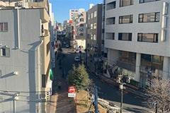 アップルジム立川店のジム画像・店舗からの景色