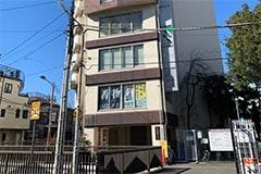 アップルジム立川店のジム画像・店舗の外観