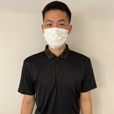 アップルジム立川店コロナ対策-トレーナーのマスク着用の義務化