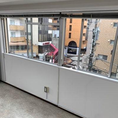 アップルジム立川店コロナ対策-定期的な換気