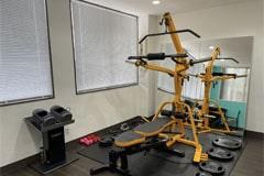 アップルジム上野店のジム画像・トレーニングルーム(昼)