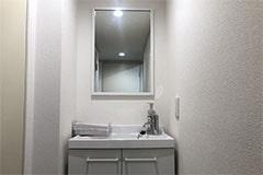 アップジム横浜店のジム画像・洗面所