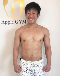 菊地浩輔,ダイエット,ビフォーアフター