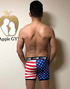 N.M,Apple GYM,ダイエット,ジム,ビフォーアフター