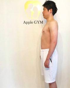 R.K,Apple GYM,ダイエット,ジム,ビフォーアフター