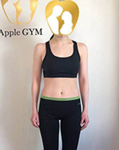 Y.S,Apple GYM,ダイエット,ジム,ビフォーアフター