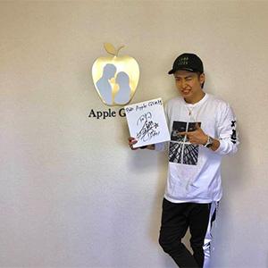 シド 明希,芸能人,Apple GYM
