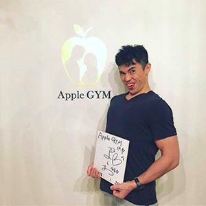 小島よしお,芸能人,Apple GYM