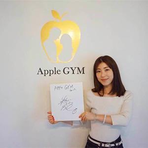 山本紗也加,芸能人,Apple GYM
