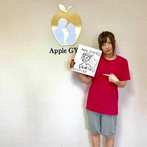 成瀬心美,芸能人,Apple GYM