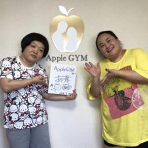 Apple GYM,アップルジム,おかずクラブ,ゆいP様,オカリナ様